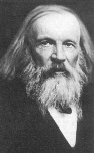 historia de la tabla periodica linea del tiempo