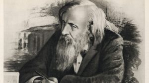 tabla de mendeleiev elementos